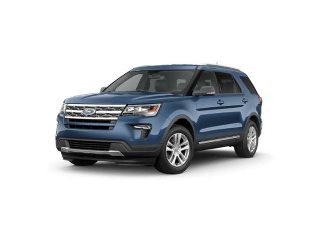 New 2019 Ford Explorer XLT SUV in Arundel near Kennebunk